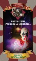 Crazy Circus - Escape et laser game spécial Halloween