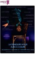 LA DEMESURE NOUS AURA A L'USURE - HUMOUR PARIS