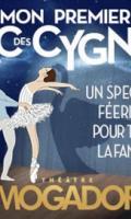 Mon premier Lac des Cygnes - Avec K.Paquette danseur étoile