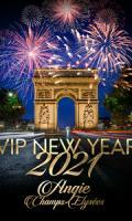 VIP NEW YEAR 2021 ( Champs-Elysées - Feu d'Artifice ) 5 Consos Offertes