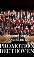 CONCERT DE FIN D'ANNEE - DE LA PROMOTION BEETHOVEN