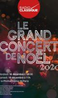 GRAND CONCERT DE NOEL - DE RADIO CLASSIQUE