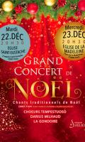 Grand Concert de Chants Traditionnels de Noël