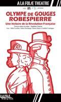 OLYMPE DE GOUGES - ROBESPIERRE