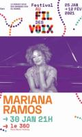 MARIANA RAMOS - FESTIVAL AU FIL DES VOIX 2021