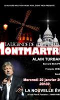 LA LEGENDE DE MONTMARTRE