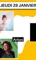 ARBAS + ROSIE MARIE + FRANCOEUR