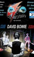 David Bowie FIVE YEARS Live Streaming Tribute concert / by Bowie Forever