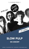 Slow Pulp en concert au Supersonic (Free entry)