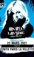 AVRIL LAVIGNE - WORLD TOUR 2021