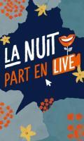 LA NUIT PART EN LIVE - 12 humoristes pour 2h30 de show
