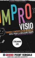 IMPRO VISIO - TOURNOI D'IMPROVISATION INTERACTIF