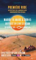 LA MARCHE BLEUE - LIVE STREAM - « Première Ride » par Léo Walk