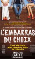 L'EMBARRAS DU CHOIX