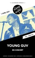 Young Guv en concert au Supersonic (Free entrance)