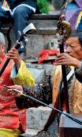 Traditions des Naxis / Orchestre traditionnel de musique Naxi de Lijiang (Yunnan)