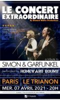 HOMEWARD BOUND - A TRIBUTE TO SIMON AND GARFUNKEL