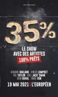 35% LE SHOW
