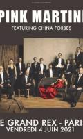 PINK MARTINI - FEATURING CHINA FORBES