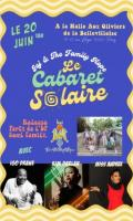 LE CABARET SOLAIRE - RELEASE PARTY SOUL FAMILY