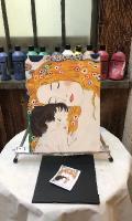 Peindre à la manière de Klimt