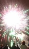 Feu d'artifice du 13 juillet et bal populaire à Mitry Mory