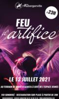 Fête Nationale et Feu d'artifice à Aubergenville