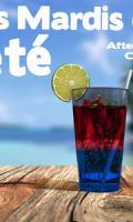 Les mardis de l'été : Afterwork & Soirée