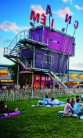 Cinéma en plein air 2021