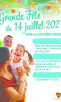 Fête Nationale - feu d'artifice du 14 juillet à Châtenay-Malabry