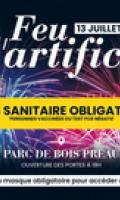 Feu d'artifice du 13 juillet - Rueil-Malmaison
