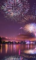 Fête nationale et feu d'artifice à Draveil