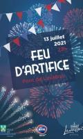 Feu d'artifice du 13 juillet à Levallois / Courbevoie