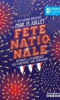 Fête nationale / Feu d'artifice à Mantes-la-Jolie