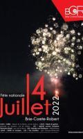 Fête Nationale et Feu d'artifice du 14 juillet à Brie Comte Robert