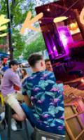 La Week-end Party au Cabana : C'est paillote (dehors / dedans)