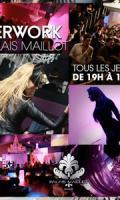 AFTERWORK @ NEW PALAIS MAILLOT ( 1000M2 DE CLUB + UNE ÉNORME TERRASSE FUMEUR)