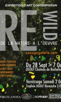 Exposition RE-WILD, Saosign Galerie