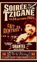 SOIREE TZIGANE AVEC SHANTEL
