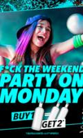 F*CK THE WEEKEND !