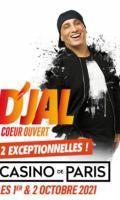 D'JAL - A COEUR OUVERT