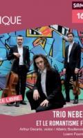 Trio Nebelmeer et le romantisme français