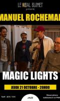 MANUEL ROCHEMAN - MAGIC LIGHTS