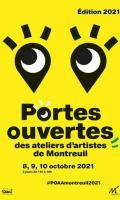 Portes Ouvertes des Ateliers d'Artistes de Montreuil