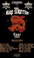 IAM - WARRIOR TOUR