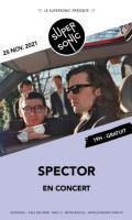Spector en concert au Supersonic (Free entry)