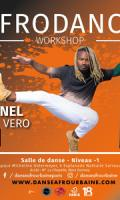 Stage de danse afro avec Lionel de Invictus Crew