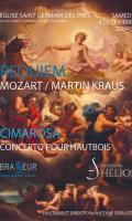 Requiem de Mozart, Concerto de Cimarosa pour Hautbois, Requiem Kraus