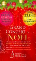 Grand Concert de Chants Traditionnels de Noël