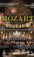 Mozart Requiem, Concerto pour Clarinette, Ave Verum  Orchestre Hélios